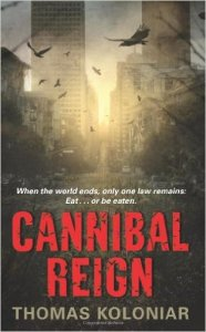 Cannibal Reign Book Cover