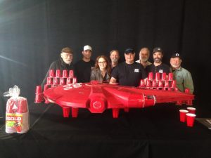 Pete Ronzani, Chris Scott, Brea Keating from Solo, Bill George, Todd D'Amario, Lorne Peterson, Sean House, Charlie Bailey